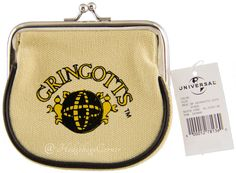 Wizarding World Harry Potter Gringotts Bank Small Coin Purse Diagon Alley NEW http://www.bonanza.com/listings/Wizarding-World-Harry-Potter-Gringotts-Bank-Small-Coin-Purse-Diagon-Alley-NEW/185528753
