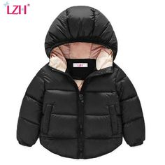 0529454cc New Kids Toddler Boys Jacket Coat & Jackets For Children Outerwear Clothing  Casual Baby Boy Clothes Autumn Winter Windbreaker - Kid Shop Global - Kids  ...