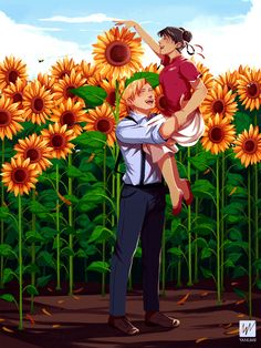 🌻 🌻 🌻 AlMay for whom I got for the event! I saw that your favorite pairings are both AlMay and EdWin, and since we lack content for the former pair, I decided to draw. Lan Fan, Elric Brothers, Names Of Artists, Alphonse Elric, Comic, Fullmetal Alchemist Brotherhood, Couple Art, Anime Ships, All Anime