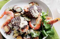 SURF AND TURF WITH BEARNAISE http://www.delicious.com.au/recipes/surf-turf-bearnaise/d0cc2ccd-9b0f-42d6-8084-8f1719ed200c?current_section=recipes&adkit_ref=/collections/master-matt-prestons-recipes/a08cb148-6a23-42fb-a4de-6d9f5647a925