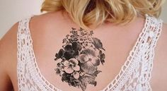 You are wanting to get a tattoo on the back and have no idea where to start? Well, we help! Apart some of the most common themes in these regions when we think of female