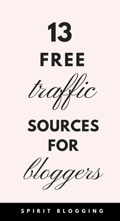 Blogging tips | How to get more traffic
