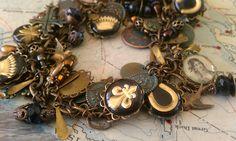 Gypsy Charm Bracelet