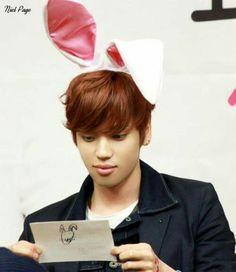 Teen Top ' Bunny Niel 니엘 ~ ♡ ♡