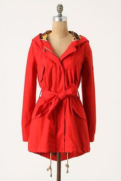 Urbane Existence Trench | Tis the season, Summer and 2!