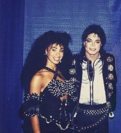 Michael Jackson and MTV's Downtown Julie Brown