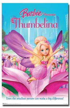 Barbie Fashionista Full Movie Full Movie Thumbelina Dvd