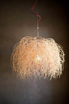 Marfa tumbleweed light Jean Landry | I love lamp | Pinterest