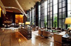hotel lobby | Hotel Lobby Sofa - China Leather Sofa,Fabric Sofa