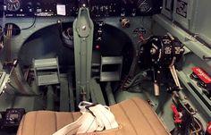 Cockpit of Supermarine Spitfire Mk. The Spitfires, Supermarine Spitfire, Royal Air Force, Fighter Aircraft, World War Two, World War Ii, Wwii