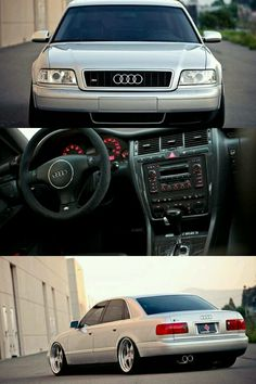 Audi A8L s line