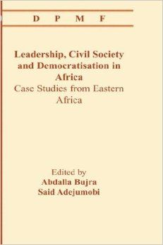 This study of four Eastern African countries is based on the assumption that under the emerging democratic dispensation: some CSOs are, in general, playing a positive role particularly with regard to pressurising governments to open more space for democratic governance, and they could be a useful arena for producing capable and democratic leaders who could strengthen the ranks of policy makers and political leaders.
