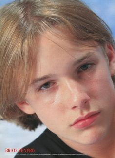 brad renfro photos