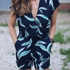 Love cute rompers!...