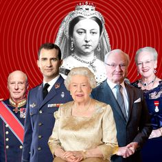 Queen Victoria's Descendants Still Reign Over Europe She was known as the grandmother of the continent for a reason.