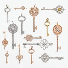 Unlock the Possibilities   Tiffany & Co.
