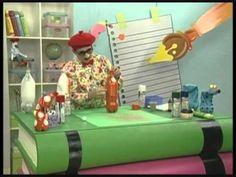 Colorgin no  Professor Sassá - Brinquedos de sucata