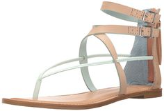 Dolce Vita Women's Darrah Gladiator Sandal *** Wow! I love this. Check it out now! : Gladiator sandals