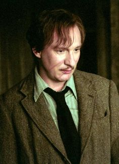 Remus Lupin by David Thewlis