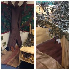 Percy park keeper role play - hfw hanging from the net Forest Classroom, New Classroom, Classroom Ideas, Baby Owls, Owl Babies, Percy The Park Keeper, Year 1 Maths, Story Sack, Role Play Areas