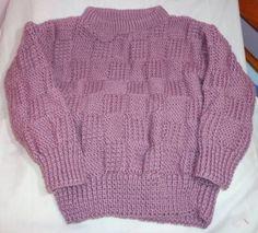 tipos de blusas de tricô infantil femininas