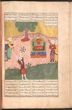 Firdausī: Šāhnāma - BSB Cod.pers. 8. - Iran, 1497 [902 h.] 4 Bayerische Staatsbibliothek