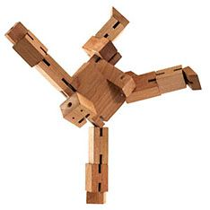 I think this cubebot will go nicely in my living room. Yes. It shall be so.
