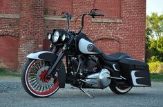 2008 ROAD KING LUCKY 13