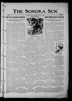 The Sonora Sun (Sonora, Tex.). Browse more issues here: https://texashistory.unt.edu/search/?fq=str_title_serial:The%20Sonora%20Sun&src=ark