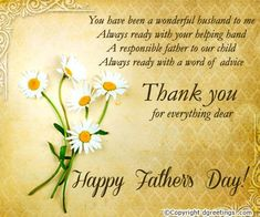 46 best fathers day quotes from wife images on pinterest fathers day quotes from wife m4hsunfo