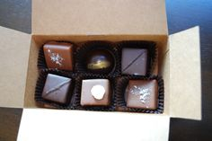 Organic, Fair Trade chocolates