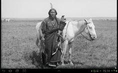 Comanches de Texas.