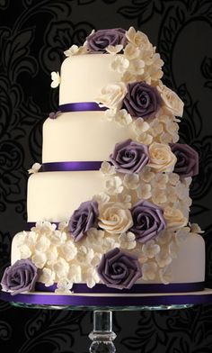 wedding cakes I think I like this one the best!
