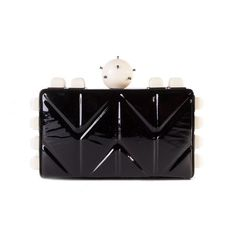 Resort 2014 Accessories Slideshow ❤ liked on Polyvore featuring clutches