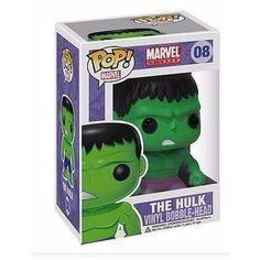 Hulk - Funko - Avengers - R$ 90,00