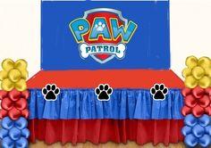 Resultado de imagen para toalha de mesa patrulha canina