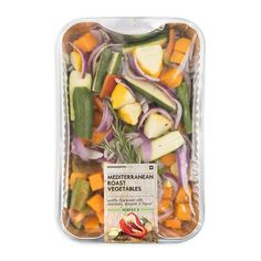 Mediterranean Roast Vegetables 600g Roasted Vegetables, Pickles, Cucumber, Sky, Food, Heaven, Heavens, Essen, Meals