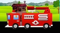 fire truck - YouTube