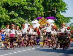 Tradisional music on Bali,, #baleganjur #culture
