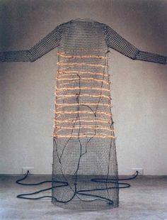 I Want You to Feel the Way I Do… (The Dress) by Jana Sterbak 1984