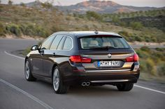 The BMW 5 Series #carleasing deal | One of the many cars and vans available to lease from www.carlease.uk.com