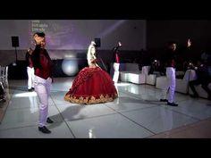 571c3f0a9 xv años Salome ultimo juguete Salón Villagrand Querétaro XTREME DANCE CREW
