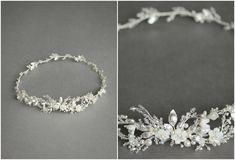 BESPOKE для Abigail_silver свадьбы короны