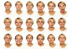 Специальный комплекс простых упражнений для лица 0