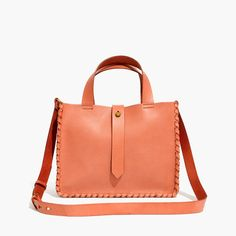 Madewell The Whipsch Mini Tote Bag Handbags Purses And