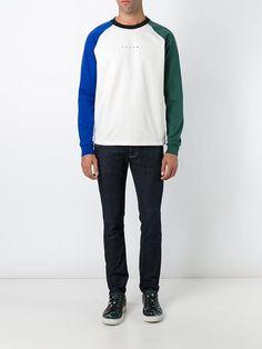 Futur raglan sweatshirt