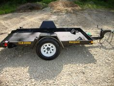 Where to rent TRAILER, 50  X 8 in South Bend IN, Niles MI, Elkhart, Mishawaka
