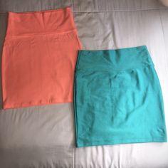 Charlotte Russe Skirts - Mini Skirt Bundle