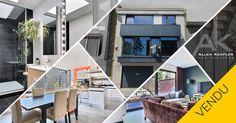 VENDUE - Maison rénovée dans l'esprit loft à Liège.  Vous êtes à la recherche de ce type d'habitation ? Contactez votre agence Allen Keapler and Partners au 04/277.17.07 ou visualisez notre catalogue sur notre site internet.  http://www.allenkeapler.be