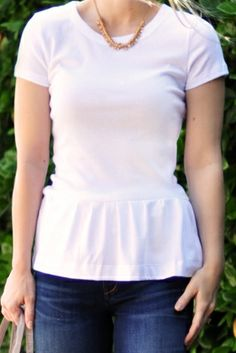 DIY: 8 Great Ways to Upcycle Your Old T-Shirt - MoneySavingQueen - November 2012